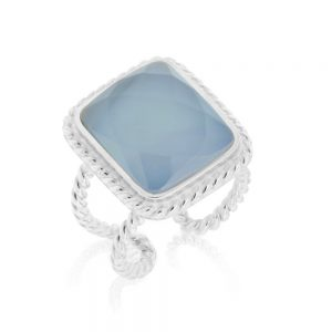 NELLY RING CHALCEDONNY