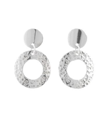 Caprice Earrings - Sterling Silver 925