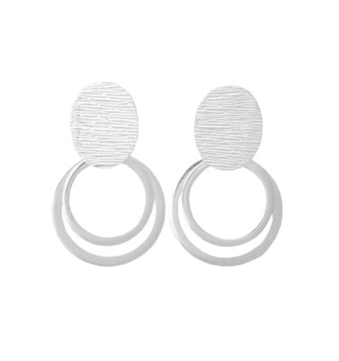 Dynasty Earrings - Sterling Silver 925