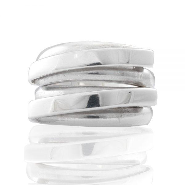 Follower Ring - Sterling Silver 925
