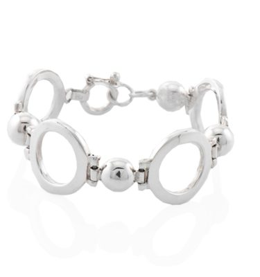 Reina Bracelet -Sterling Silver 925