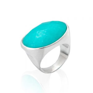Wave Ring - Sterling Silver 925