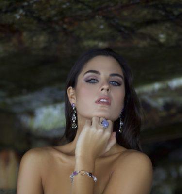 Coralie  Earrings - Sterling Silver 925