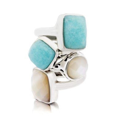 Energy Ring - Sterling Silver 925